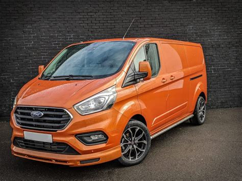 Ford Transit Custom Wasp Van Leasing Swiss Vans