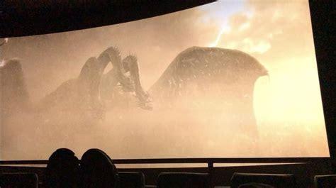 Leaked Godzilla 2019 WonderCon Footage Screenshot