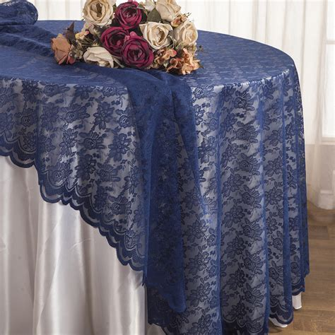 round lace table overlays navy blue round lace table overlays lace tablecloths