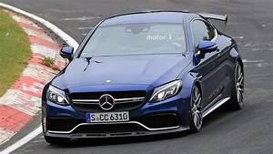Mercedes C63s Amg : mercedes amg c63 r coupe spy shots forums ~ Melissatoandfro.com Idées de Décoration