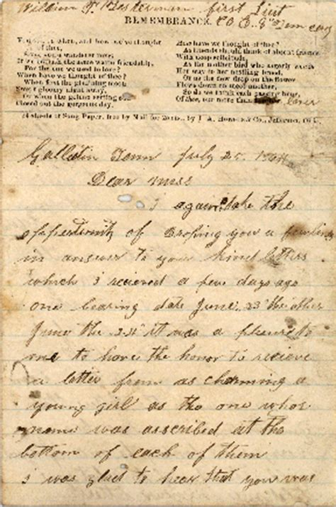 civil war letters high for 41 cents arts culture smithsonian 12971