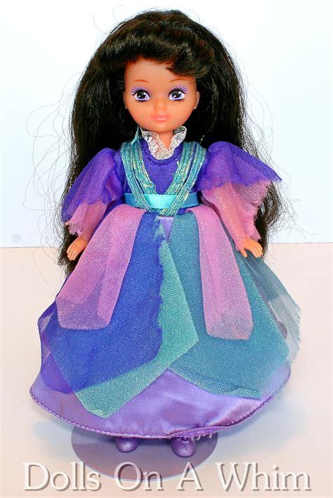 mattel lady lovely locks duchess ravenwaves doll review