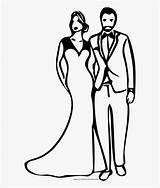 Bridegroom Groom Coloring Pages Clipartkey sketch template