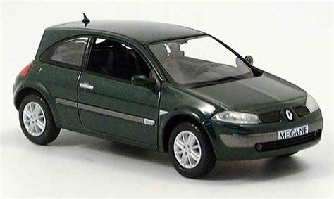renault green renault megane green norev diecast model car 1 43 buy