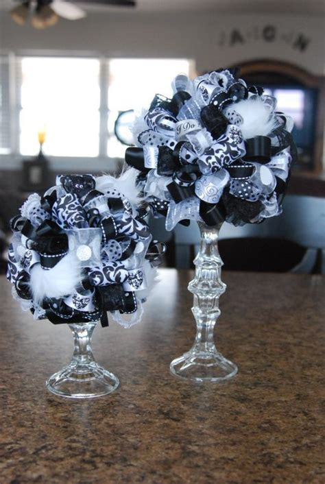 black and white party table centerpieces centerpieces styrofoam ball and stick pins on pinterest