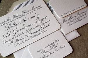 wedding summer series your invitations bringing events With wedding invitations thermography vs letterpress