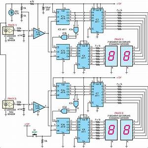0 99 Counter Circuit Diagram