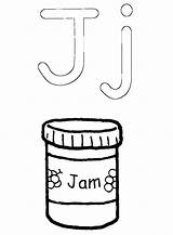 Coloring Pages Jam Colouring Jelly Jar Sheets Tag Dog Toddler Shopkin Necklace Pattern Template sketch template