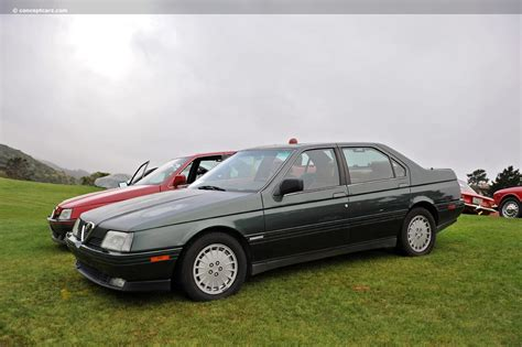 1991 Alfa Romeo 164 by 1991 Alfa Romeo 164 Pictures History Value Research