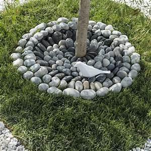 Cailloux jardin finest jardin ultra moderne avec du for Deco jardin zen exterieur 6 modales du jardin japonais rien nest plus exotique