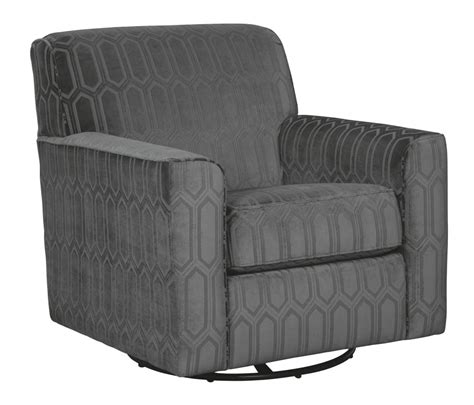zarina fossil swivel accent chair  chairs