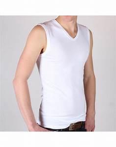 t shirt wijde hals heren