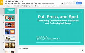 How To Add Audio To Google Slides