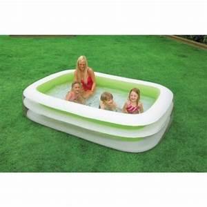 une petite piscine hors sol pour profiter des joies de la With petite piscine tubulaire rectangulaire