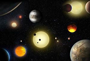 NASA Announces 1,284 New Planets | Mathnasium