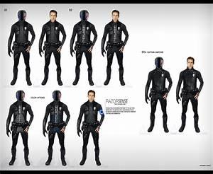 Jeronimo Gomez - Future Cop Design
