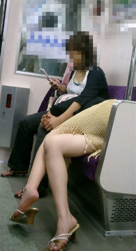 지하철 민폐녀