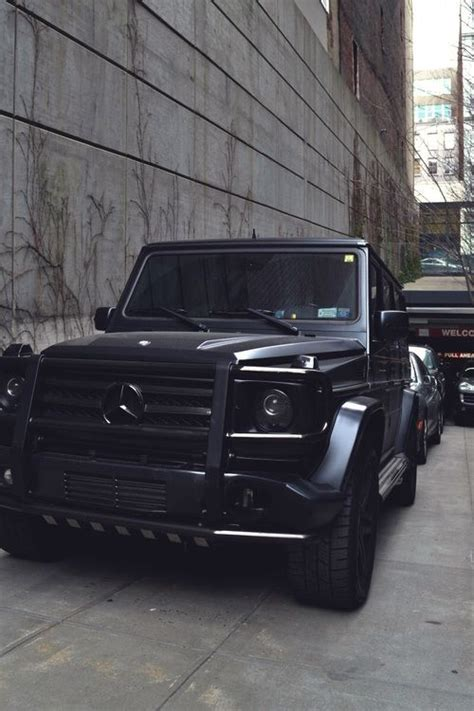 mercedes benz jeep matte black black mercedes benz jeep pictures photos and images for