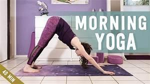 15 Minute Hatha Yoga Wake Up Stretch