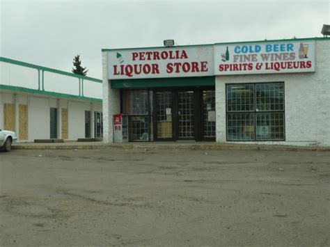 petrolia liquor store bottle shop 11431 40 avenue nw