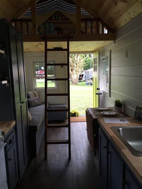tiny house town  wanigan tiny house  sq ft