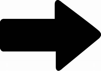 Arrow Icon Right Direction Pointing Svg Onlinewebfonts
