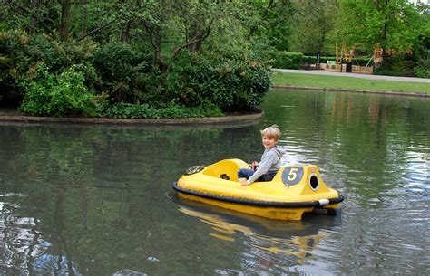 Pedal Boat Hire London by Hanover Gate Playground In Regents Park 171 Babyccino Kids