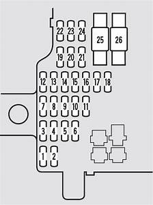 2004 Acura Tl Fuse Box Diagram   30 Wiring Diagram Images
