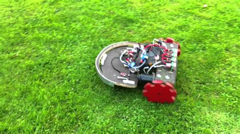 robot lawn mower diy robot lawn mower