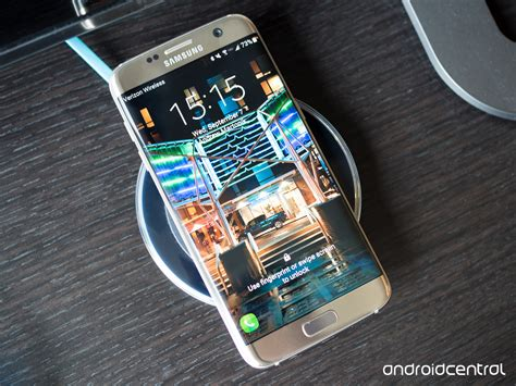fast android charger how much faster are samsung s fast wireless chargers