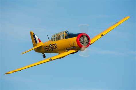 warbird t6 harvard flights classic wings