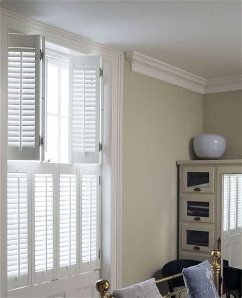 shutter styles full height shutters bay window shutters