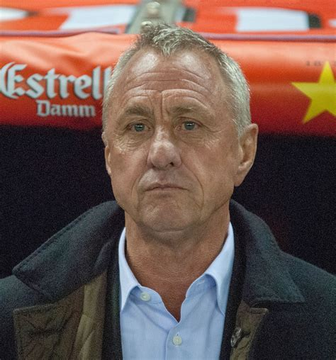 On march 24 2016 johan cruyff (68) died peacefully in barcelona, surrounded by his family after a hard fought battle with cancer. Johan Cruijff - Wikipedia, wolna encyklopedia