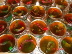 Halloween Jello Shots Syringes by Domestic Hippie Creations Day 27 28 Party Food