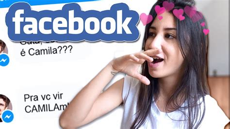 AS MELHORES CANTADAS DO FACEBOOK !! - YouTube