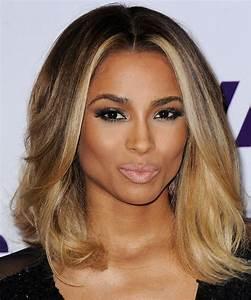 Ciara Medium Straight Formal Hairstyle - Medium Brunette