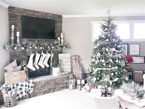 Weihnachtlich Dekorieren Wohnzimmer by 65 New Ideas For Living Room Decoration