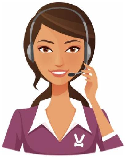Virtual Assistant Icon Agente Library Clipground Controlling