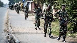 EU Suspends Burundi Government Aid over Violence | News ...