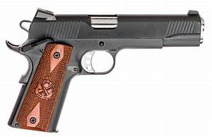 Ruger SR1911 vs. Springfield 1911 Loaded | Guntoters