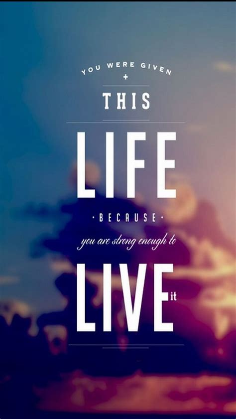 Wallpaper Of Inspirational Quote by Encouraging Wallpapers For Iphone Weneedfun