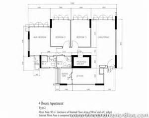 open layout floor plans punggol bto 4 room hdb renovation by interior designer ben