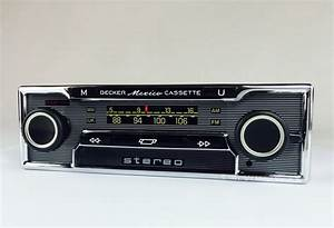Becker Mexico Cassette Vollstereo For Mercedes Benz 280 Sl  113  Up From 1969