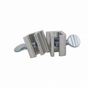 Ikonic Aluminium Sliding Window Lock - 2 Pack | Bunnings ...