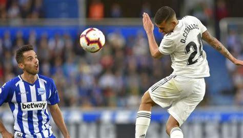 Real Madrid empata 0-0 con Alavés por la liga de España ...