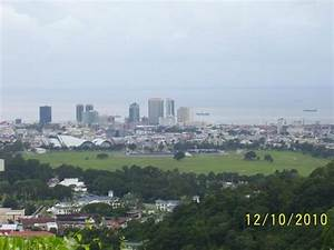 The Queen's Park Savannah from a distance - Picture of ...