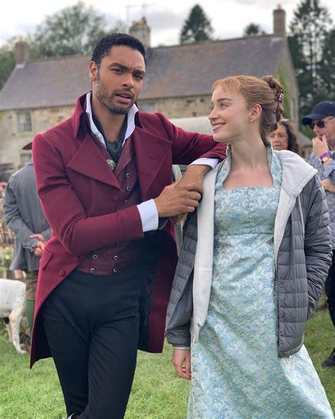 Netflix | Bridgerton le hace una oferta a Regé - Jean Page ...