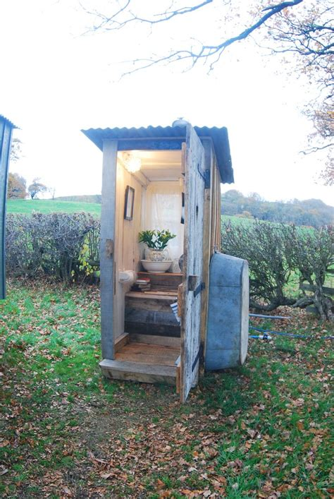 plans to build an outdoor bathroom 17 best images about outhouse privy sheds on