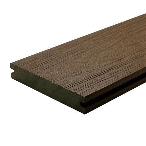 Home Depot Trex Decking by 1 In X 6 In Composite Decking Boards Deck Boards