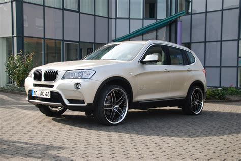 X3 Modification by Bimmerboost Ac Schnitzer Begins F23 X3 Modification By